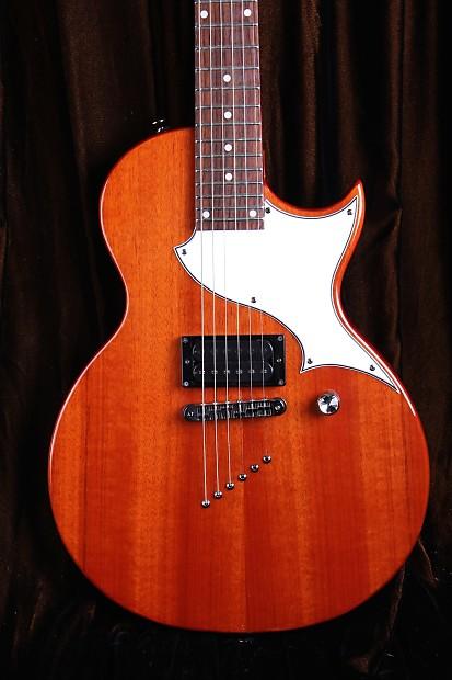 samick made jtr linda lp jr style electric guitar reverb. Black Bedroom Furniture Sets. Home Design Ideas