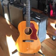 <p>Gibson LG-3 1950 Natural</p>  for sale