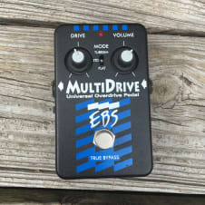 EBS MultiDrive Universal Overdrive Pedal image