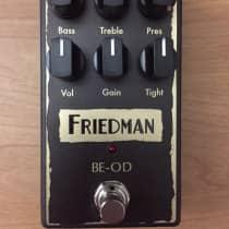 Friedman BE-OD Overdrive Pedal image