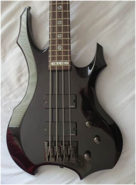 Esp Bass Pickups : esp ta 600 slayer bass emg pickups active electric bass reverb ~ Vivirlamusica.com Haus und Dekorationen