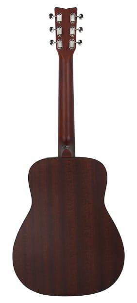 Yamaha jr2 3 4 size acoustic guitar tobacco sunburst for Yamaha jr1 vs jr2