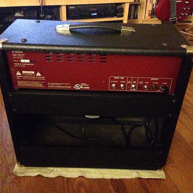 Allan Holdsworth Yamaha Amp