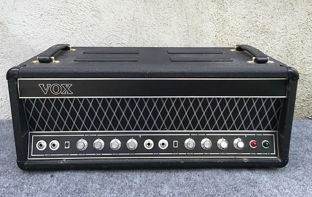 1966 vox ul4120 hybrid amplifier head kt 88 tube amp page reverb. Black Bedroom Furniture Sets. Home Design Ideas