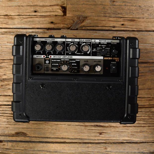 roland micro cube rx guitar amp usedc reverb. Black Bedroom Furniture Sets. Home Design Ideas