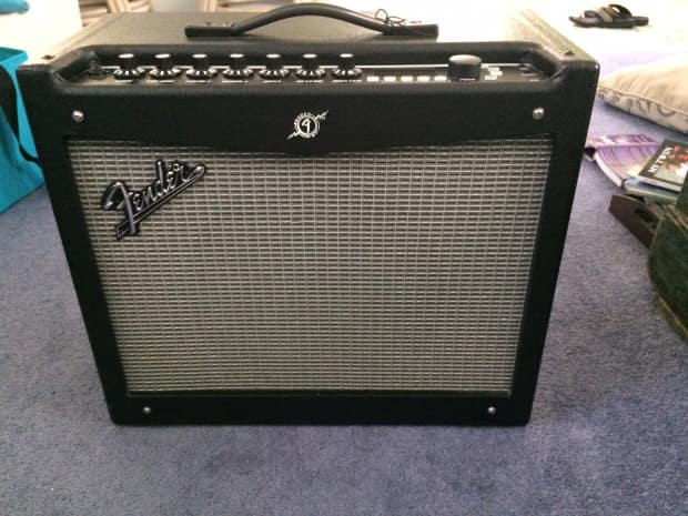 fender mustang 3 v2 2014 reverb. Black Bedroom Furniture Sets. Home Design Ideas