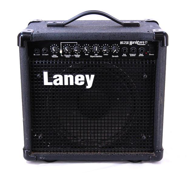 "Laney HC25R Hardcore 25w 1x10"" Combo Practice Amp | Reverb | 620 x 581 jpeg 54kB"