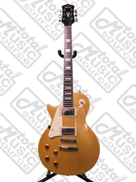 Oscar Schmidt by Washburn Left Hand OE20 LP Style Guitar ...