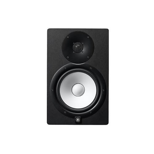 Yamaha hs8 powered studio monitor with 8 in woofer and 1 for Yamaha hs8 studio monitor speakers