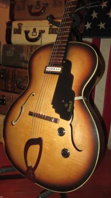 1967 Guild® X-50 Archtop Electric Acoustic image