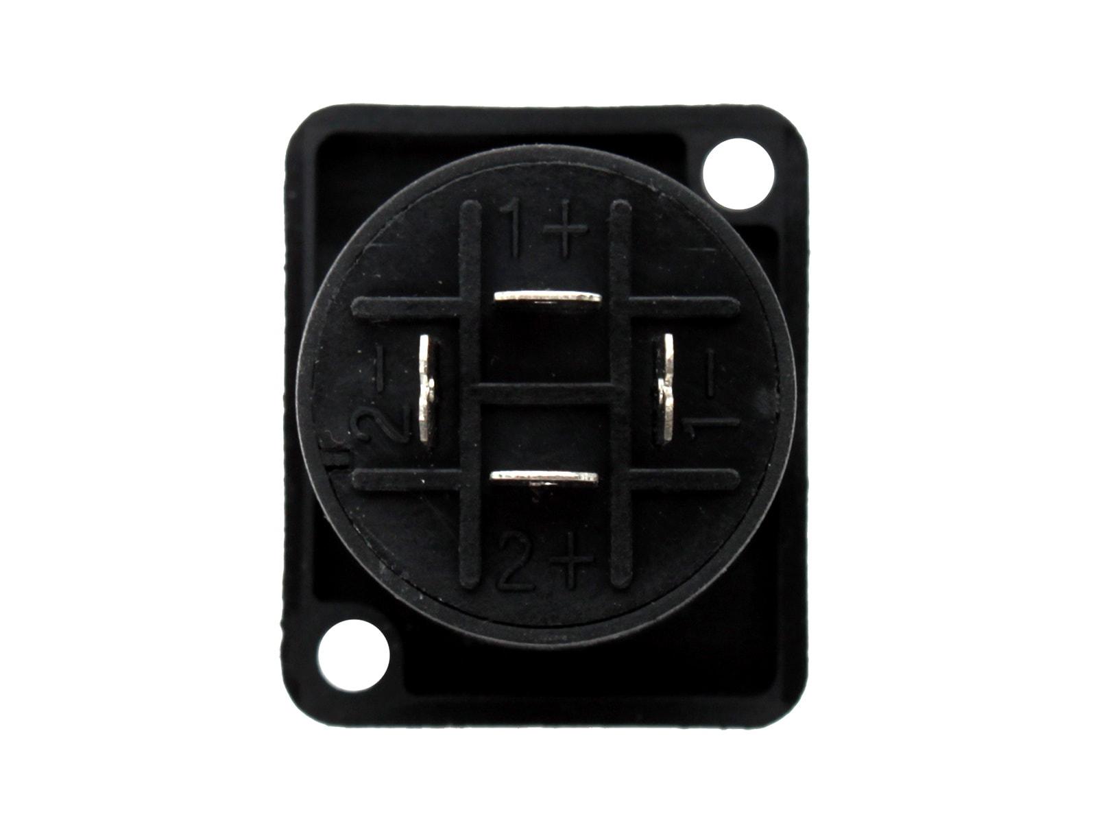Seetronic SL4MP Solder Speaker Panel Connector