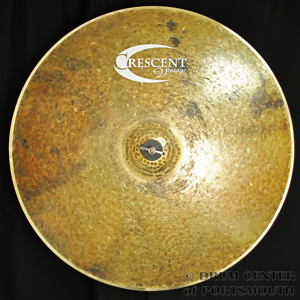 Vintage Ride Cymbal 95