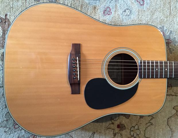 Alvarez Kazuo Yairi Dy 38 1989 Not Just A Guitar It Is
