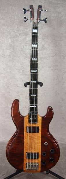 kramer 650b bass guitar with hardshell case travis bean reverb. Black Bedroom Furniture Sets. Home Design Ideas