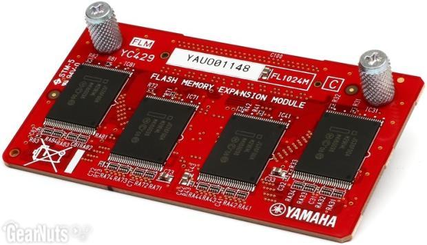 Yamaha Gb Flash Board
