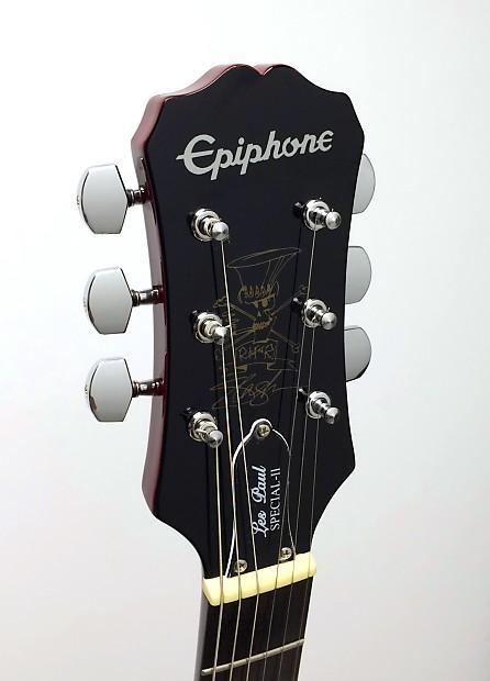 epiphone slash afd les paul special ii electric guitar reverb. Black Bedroom Furniture Sets. Home Design Ideas