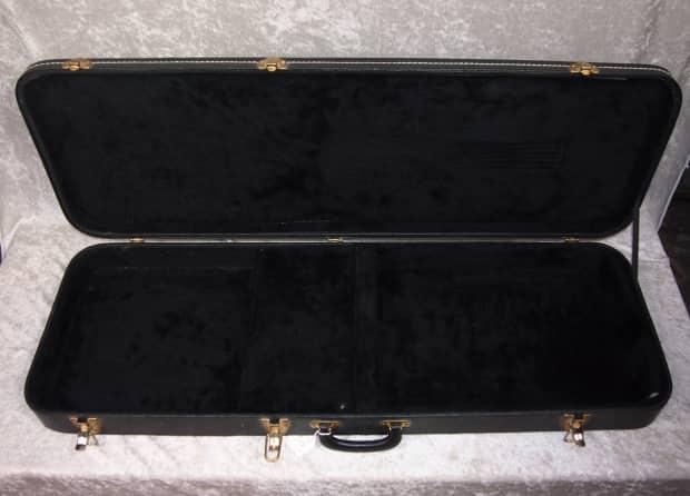 kramer electric guitar hardshell case hard case 40 thieves reverb. Black Bedroom Furniture Sets. Home Design Ideas