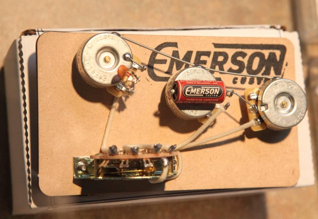 emerson customs s5 5