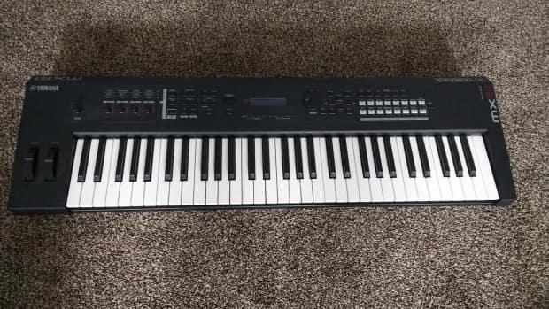 Yamaha mx61 reverb for Yamaha mx61 specs