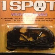 Visual Sound  TrueTone MC5 Multi Plug 5 Daisy Chain Cable for 1 SPOT AC Adapter* image