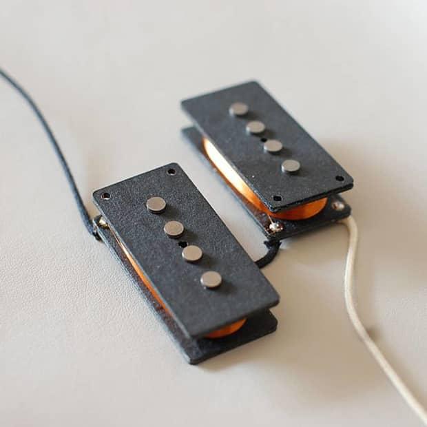 lindy fralin p bass pickup overwound 5 reverb