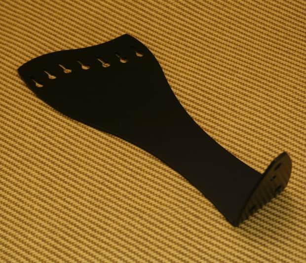 Benedetto Manhattan 7 string Archtop Guitar Black Metal Tailpiece ...