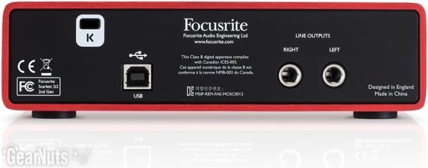 how to use focusrite scarlett 2i2 with fl studio