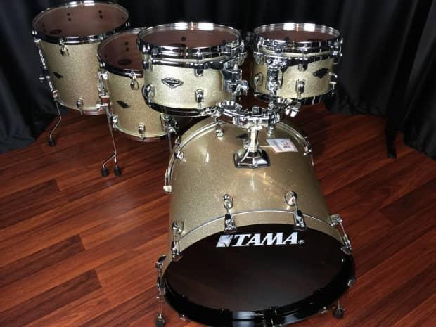 tama drums sets starclassic bb hyper drive 5 piece champagne reverb. Black Bedroom Furniture Sets. Home Design Ideas