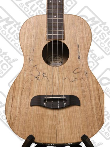 oscar schmidt baritone ukulele satin spalted maple ou58 reverb. Black Bedroom Furniture Sets. Home Design Ideas