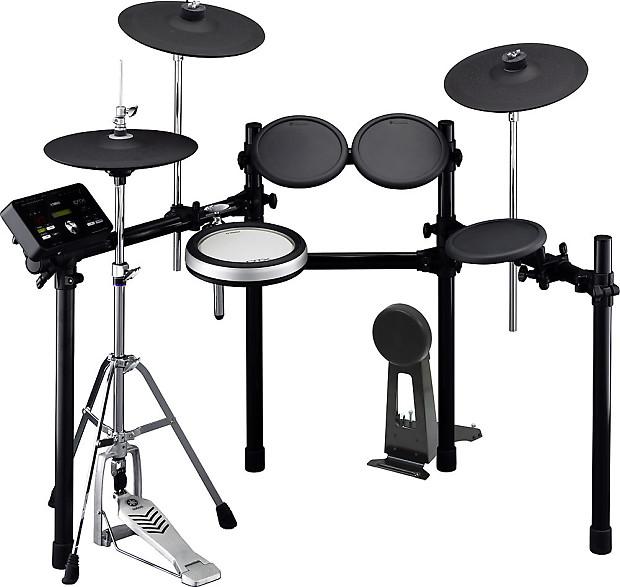 Yamaha dtx532k electronic drum set complete drum bundle for Yamaha electronic drum sets