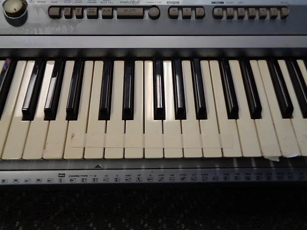 used yamaha dgx 202 keybaord as is for parts or repair reverb. Black Bedroom Furniture Sets. Home Design Ideas