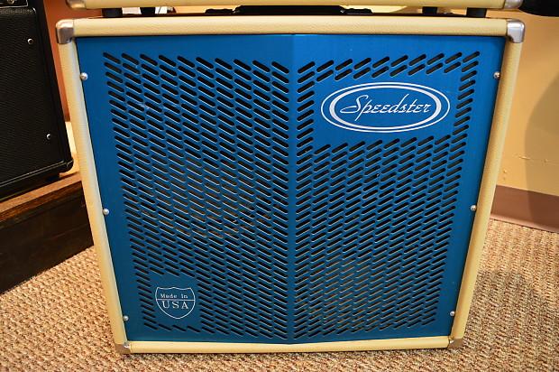 2004 speedster class a 40 watt tube amplifier w matching. Black Bedroom Furniture Sets. Home Design Ideas