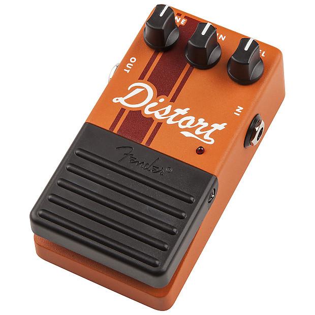 fender 0234501000 distortion guitar effects pedal reverb. Black Bedroom Furniture Sets. Home Design Ideas