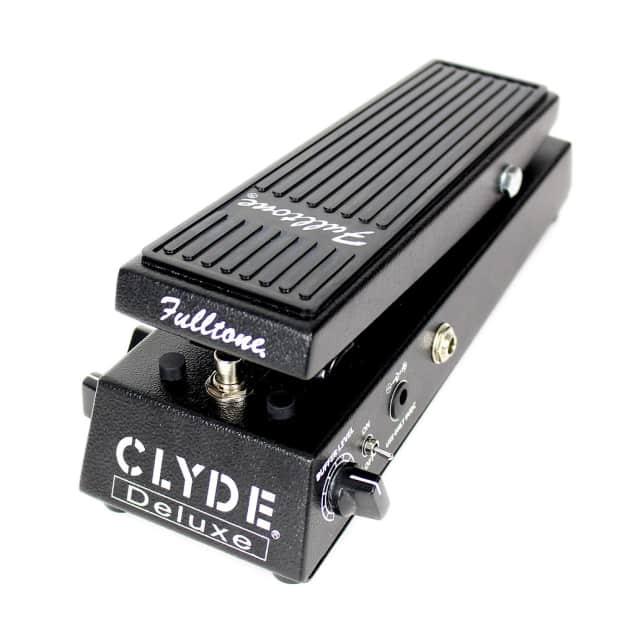 brand new fulltone clyde deluxe wah guitar effects pedal reverb. Black Bedroom Furniture Sets. Home Design Ideas