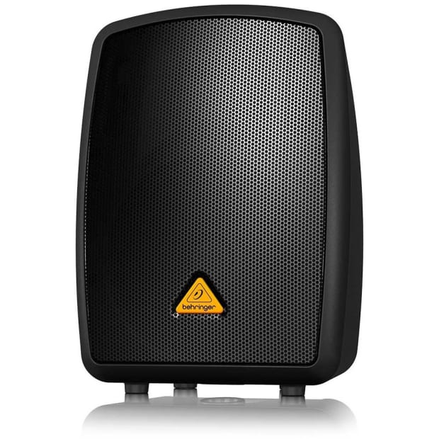 behringer europort mpa40bt 40w all in one pa system reverb. Black Bedroom Furniture Sets. Home Design Ideas