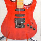 Vantage 218T 6-String Electric Guitar (RED) image