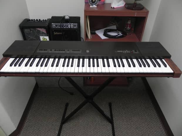 Yamaha Pf Keyboard