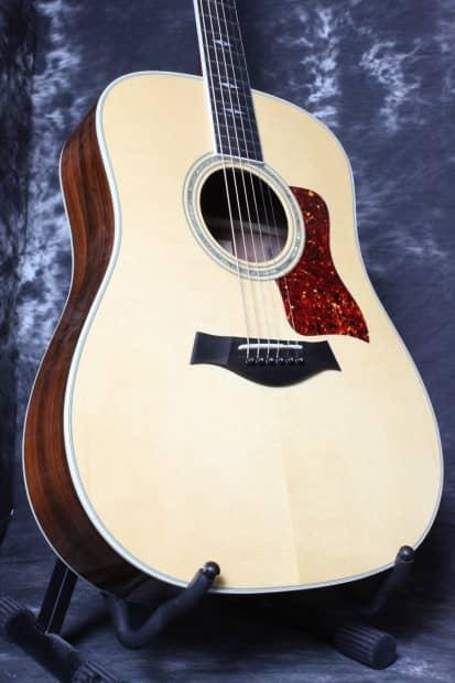2000 Taylor 810 B Brazilian Rosewood Dreadnaught W Case