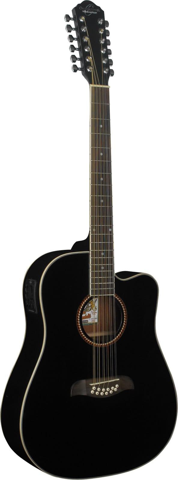 oscar schmidt 12 string acoustic electric guitar spruce top reverb. Black Bedroom Furniture Sets. Home Design Ideas
