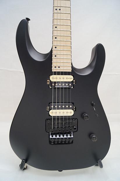 new jackson dk2m electric guitar satin black reverb. Black Bedroom Furniture Sets. Home Design Ideas