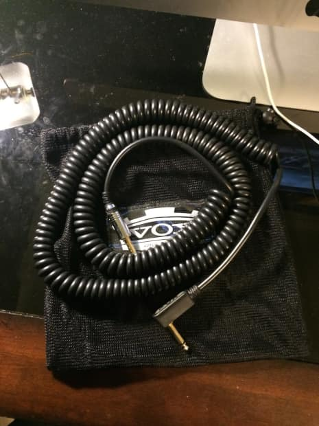 Vox Premium Vintage Coil Guitar Cable - Porn Pics And Movies-8934