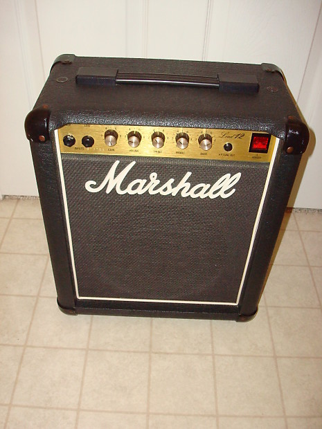 marshall vintage 5005 lead 12 combo amp reverb. Black Bedroom Furniture Sets. Home Design Ideas