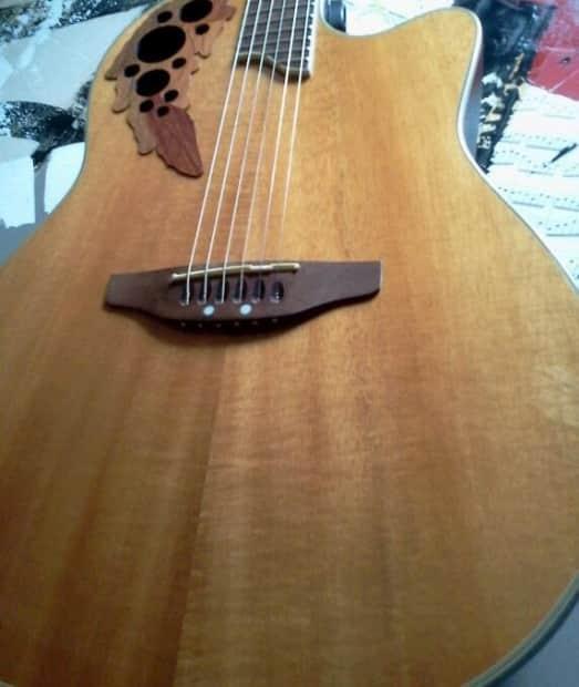 OVATION Celebrity Deluxe (Model CS-347) acoustic guitars