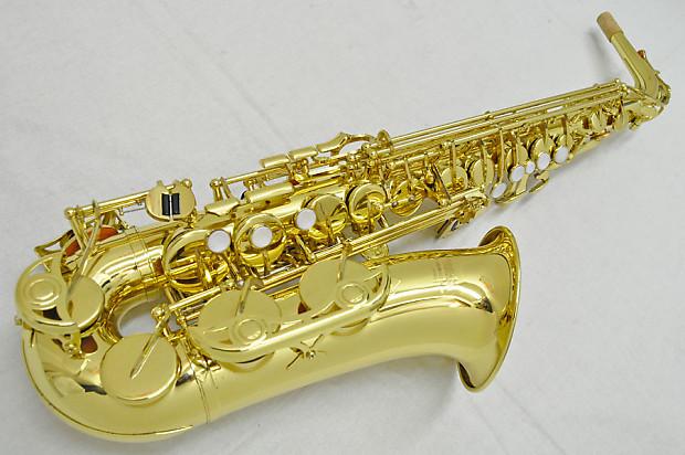 Yamaha yas 24 ii alto saxophone reverb for Yamaha student saxophone