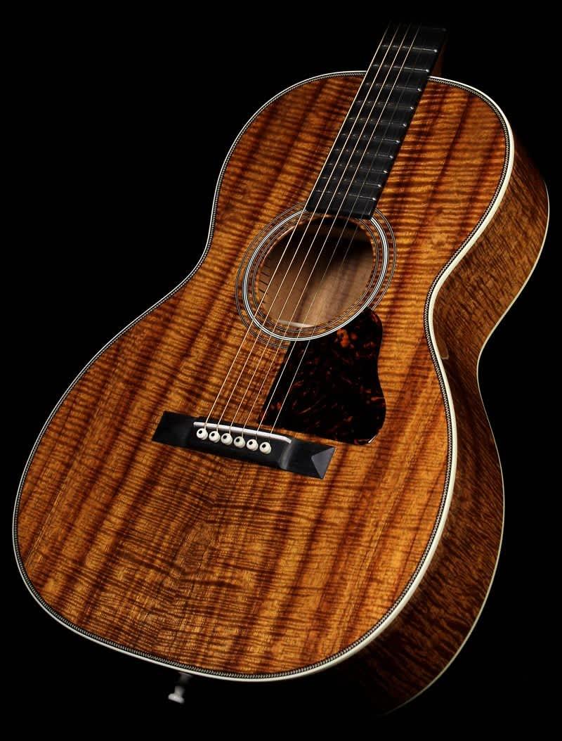 martin custom shop 00 28k koa acoustic guitar reverb. Black Bedroom Furniture Sets. Home Design Ideas