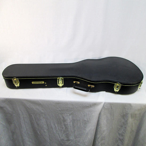 gretsch g6238 guitar case fits duo jet and pro jet guitars reverb. Black Bedroom Furniture Sets. Home Design Ideas