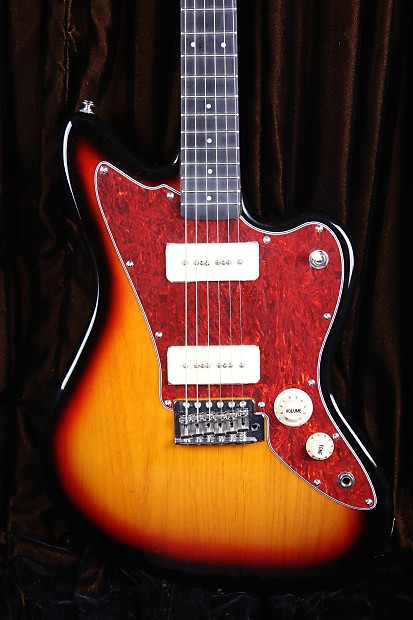 2011 fretlight 541 fender jazzmaster style interactive reverb. Black Bedroom Furniture Sets. Home Design Ideas