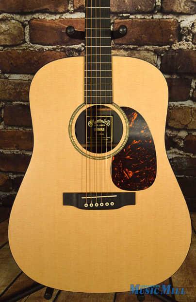 martin x series dxmae acoustic electric guitar reverb. Black Bedroom Furniture Sets. Home Design Ideas