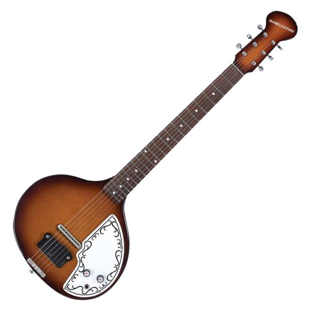 danelectro dbs68 electric mini sitar guitar reverb. Black Bedroom Furniture Sets. Home Design Ideas
