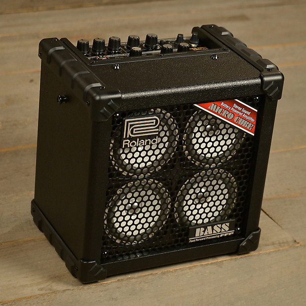 roland micro cube rx bass amp mint reverb. Black Bedroom Furniture Sets. Home Design Ideas